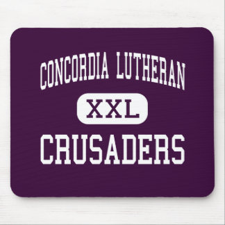 Concordia Lutheran - Crusaders - High - Tomball Mouse Mats