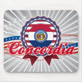 Concordia MES Alfombrilla De Ratones
