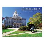 Concordia, New Hampshire Postales