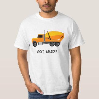 concrete%20mixer, GOT MUD? T Shirt