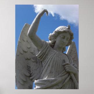 Concrete Angel Poster
