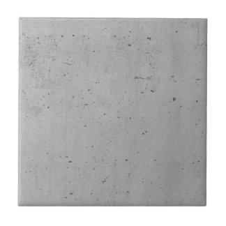 Concrete background ceramic tile