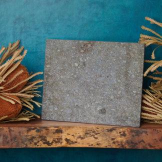 Concrete Background Texture Plaque