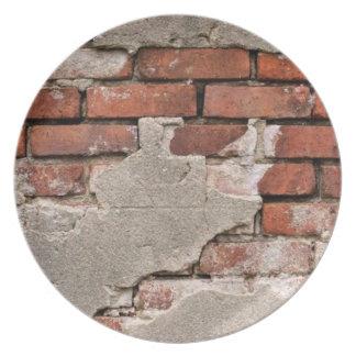 Concrete & Brick Wall Plate