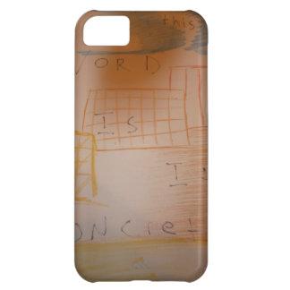Concrete by idea iPhone 5C cover