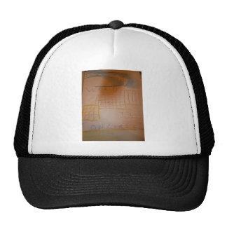 Concrete by idea trucker hat