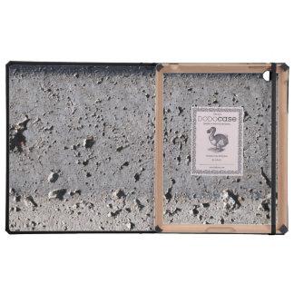 Concrete iPad Covers