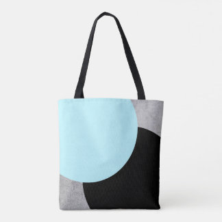 Concrete Circles Tote Bag 01
