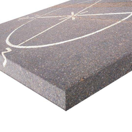 Concrete Compass Canvas