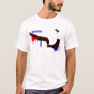 Concrete Contrast T-Shirt