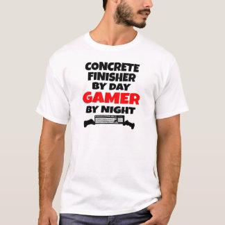 Concrete Finisher Gamer T-Shirt