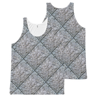 CONCRETE IN THE SECOND DEGREE ~.jpg All-Over-Print Tank Top