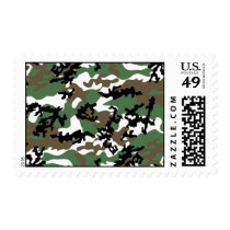 Concrete Jungle Camo Postage Stamps