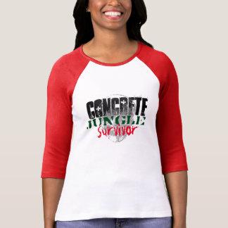 Concrete jungle servivor T-Shirt