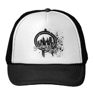 Concrete-Jungle- Trucker Hat