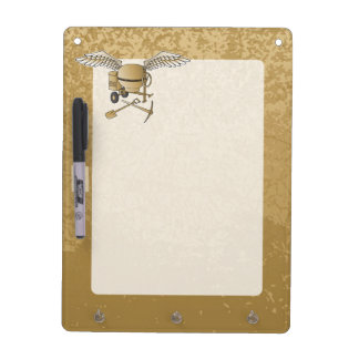 Concrete mixer beige Dry-Erase board