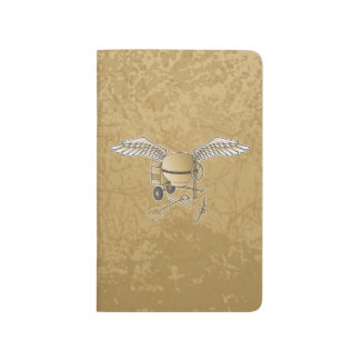 Concrete mixer beige journal