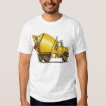 Concrete Mixer Truck Apparel Tee Shirt