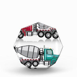 Concrete mixer Truck Award