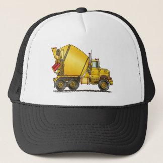 Concrete Mixer Truck Hats