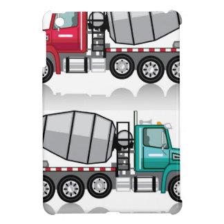 Concrete mixer Truck iPad Mini Covers