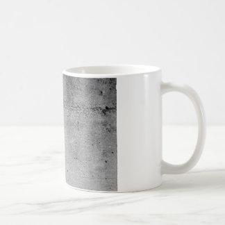 Concrete Classic White Coffee Mug