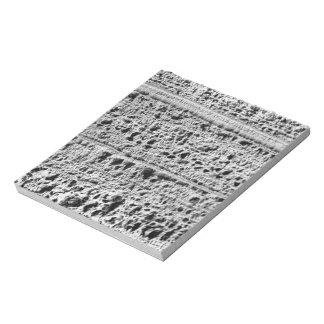 Concrete Note Pad