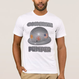 Concrete Pumping T-Shirt