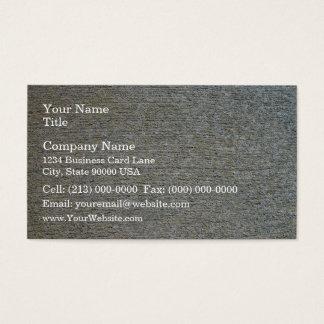 Concrete Seamless Texture Business Card