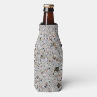 Concrete Surface Photo Bottle Cooler