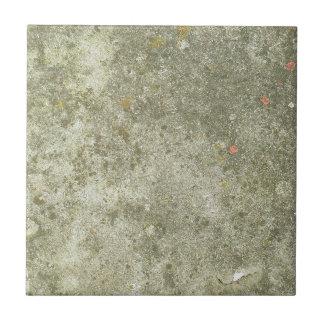 Concrete Texture Background Ceramic Tile