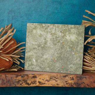 Concrete Texture Background Plaque