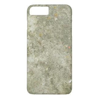 Concrete Texture Background Template iPhone 7 Plus Case