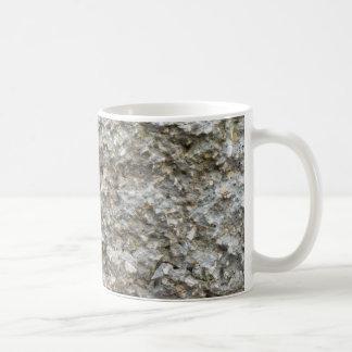 Concrete texture coffee mug