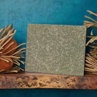 Concrete Texture Plaque