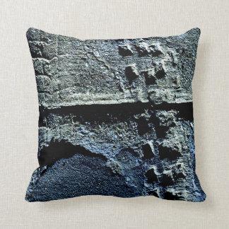 """""""Concrete Tire"""" JTG Art Pillow"""