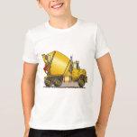 Concrete Truck Boys T-Shirt