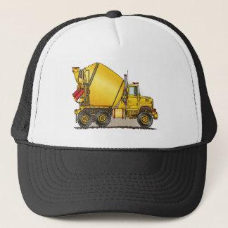 Concrete Truck Hat