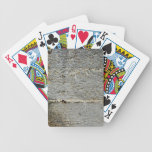 Concrete wall Playing Cards Bicycle Playing Cards