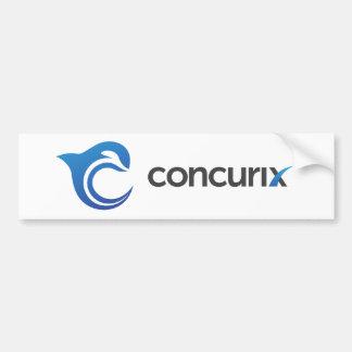 Concurix Car Bumper Sticker
