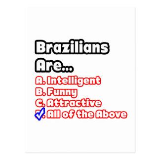 Concurso brasileño del orgullo postal