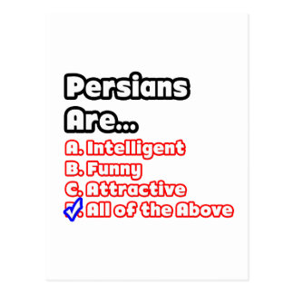 Concurso persa del orgullo postales