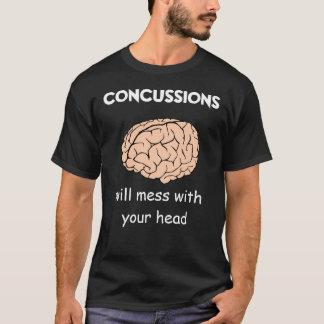 Concussions (v2) T-Shirt