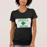 Condado Armagh, Irlanda Camiseta