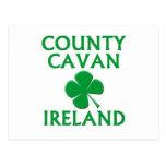 Condado Cavan, Irlanda Tarjetas Postales