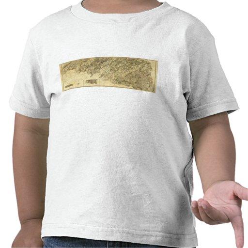 Condado compuesto de Edimburgo Camiseta