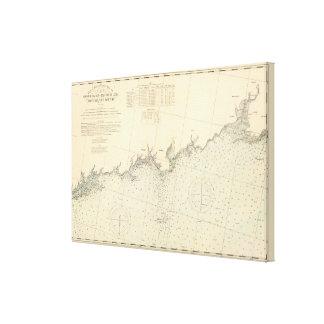 Condado Connecticut de New Haven Impresiones En Lona