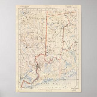Condado de Washinton Póster