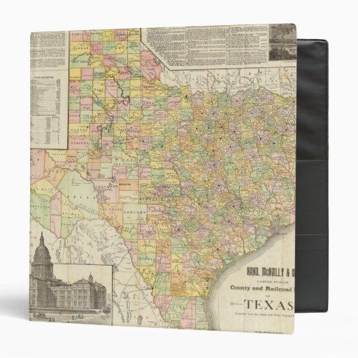 Condado del gran escala y mapa del ferrocarril de