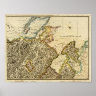 Condado del norte 2 de Inverness Póster
